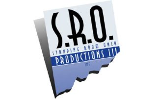 Standing Room Only Productions logo