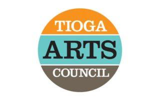 Tioga Arts Council logo