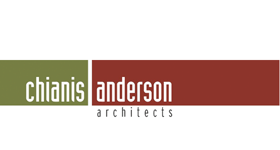 Chianis Anderson Architects logo