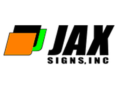 Jax Signs Inc logo
