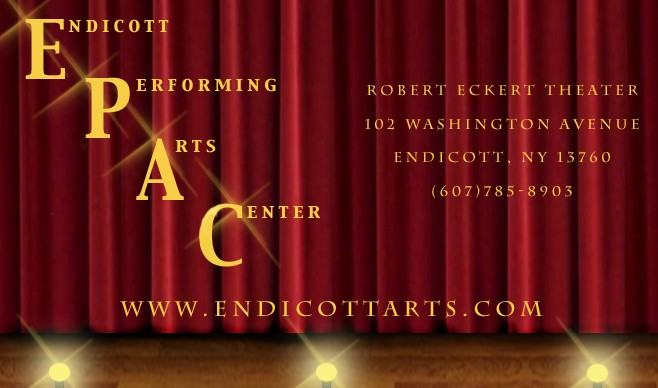 Endicott Performing Arts Center logo