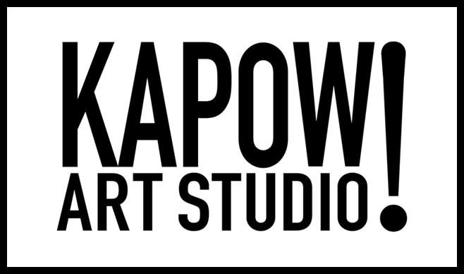 Kapow Art Studio logo
