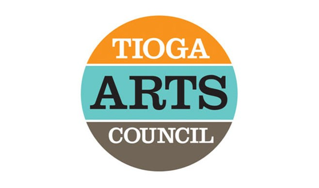 Tioga Arts Council logo