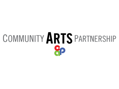 Community Arts Partnership logo