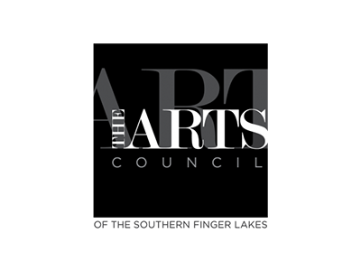 The Arts Council of the Southern Finger Lakes logo
