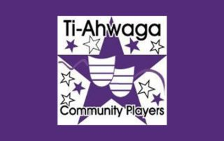Ti Ahwaga Community Players logo