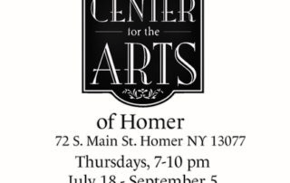 Catalog of Courses | Education | Broome County Arts Council