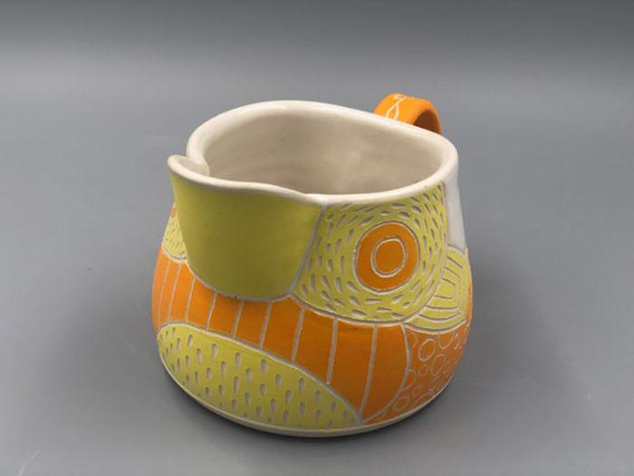 Pitcher pottery