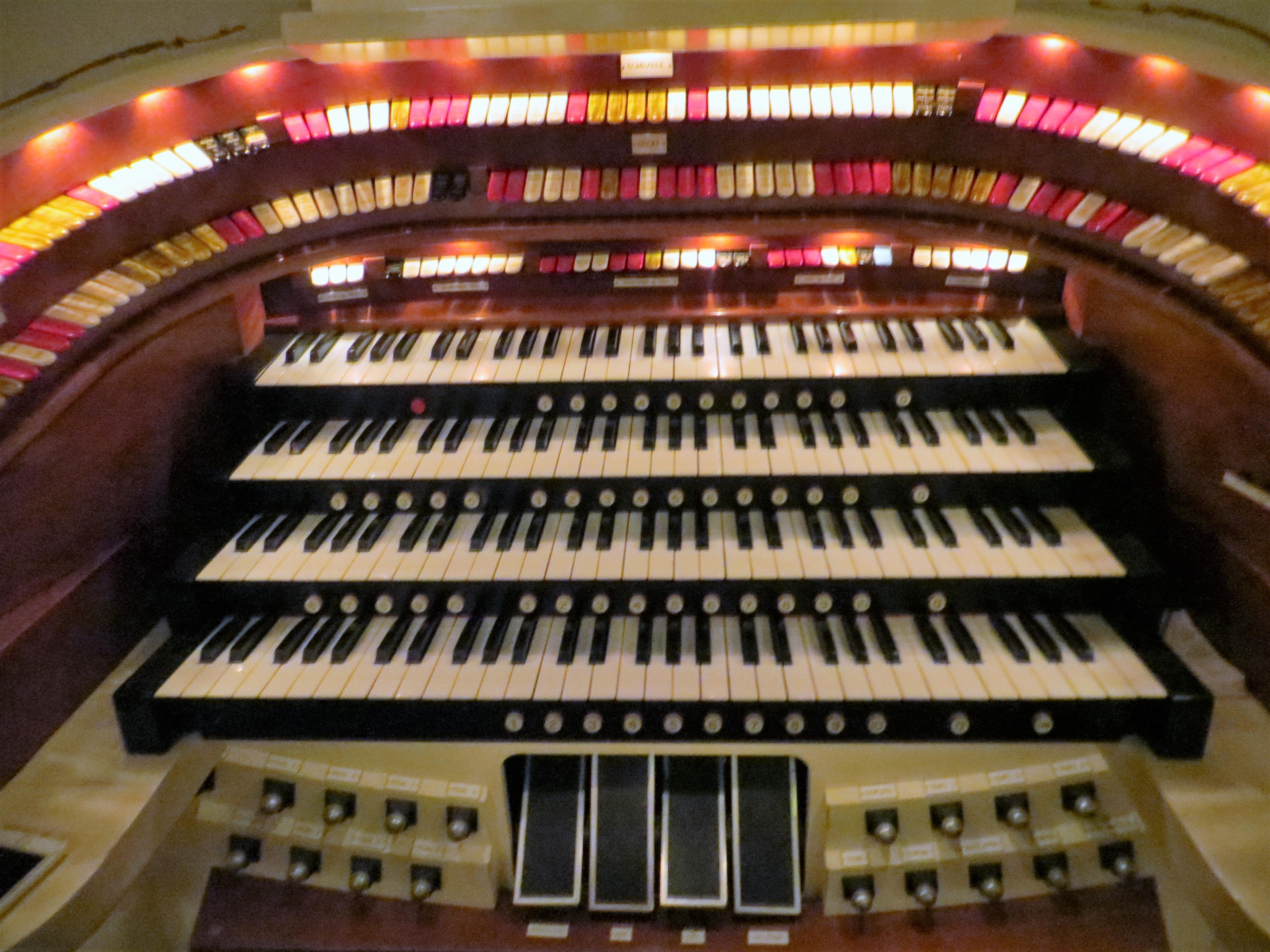Binghamton Theater Organ Society