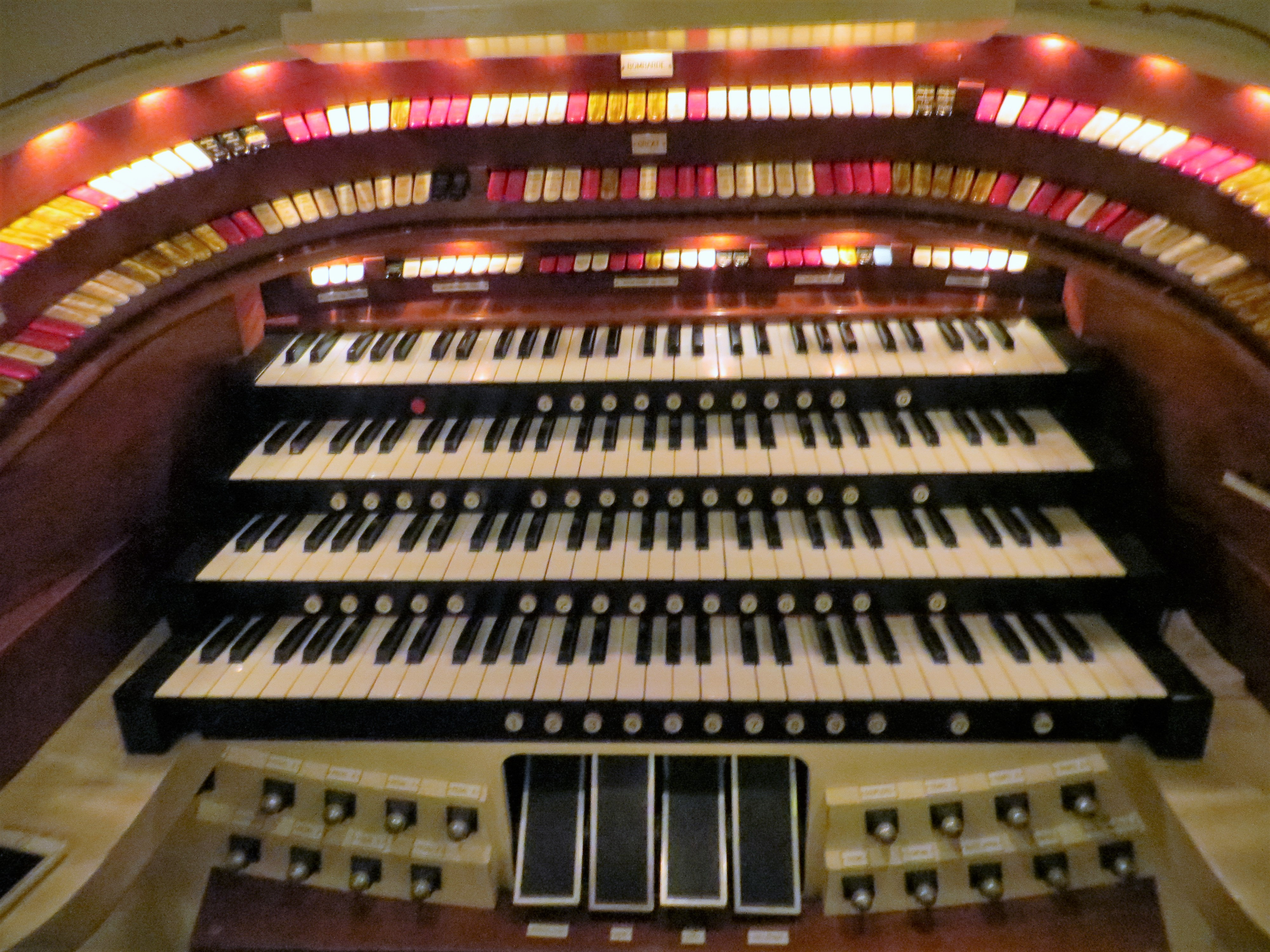 Binghamton Theater Organ Society