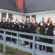 Bronzissimo Handbell Choir